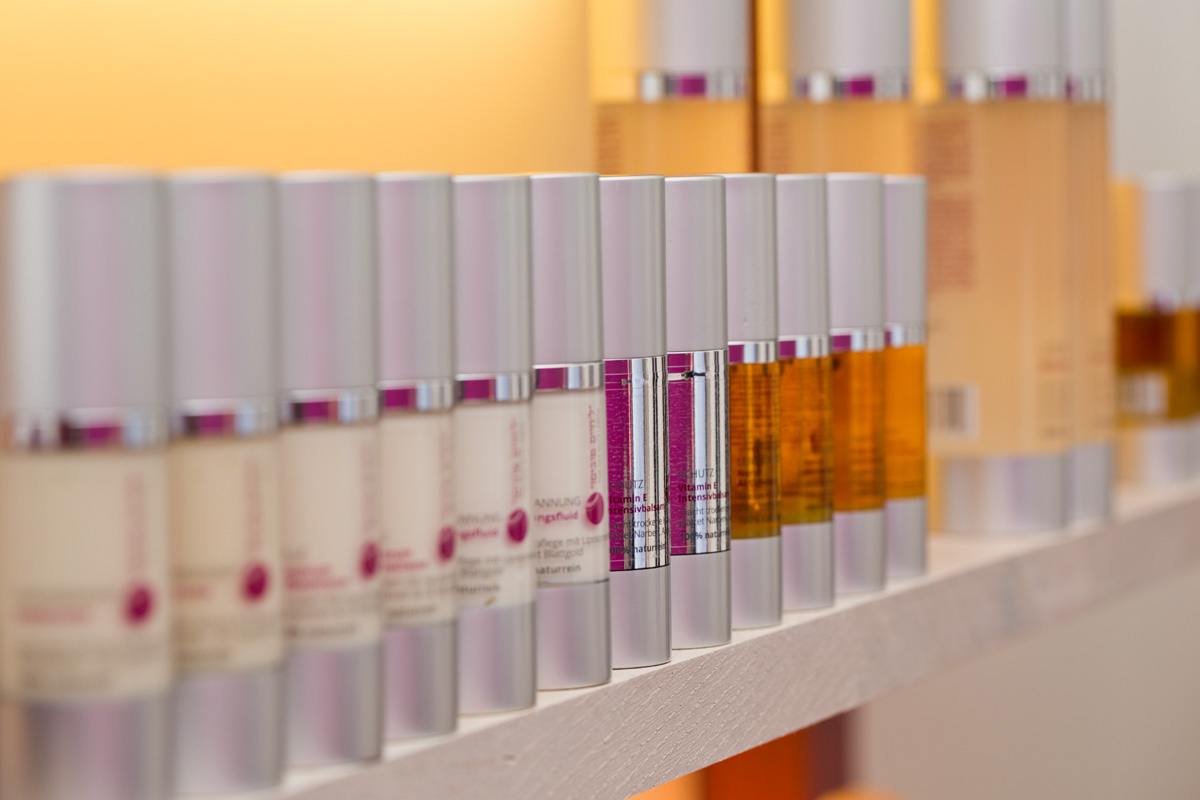 Natur Kosmetik Produkte
